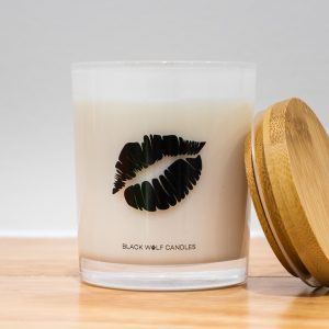 Quote Candle – Kiss