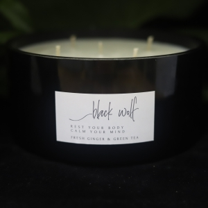 Statement Candle – Five Wicks
